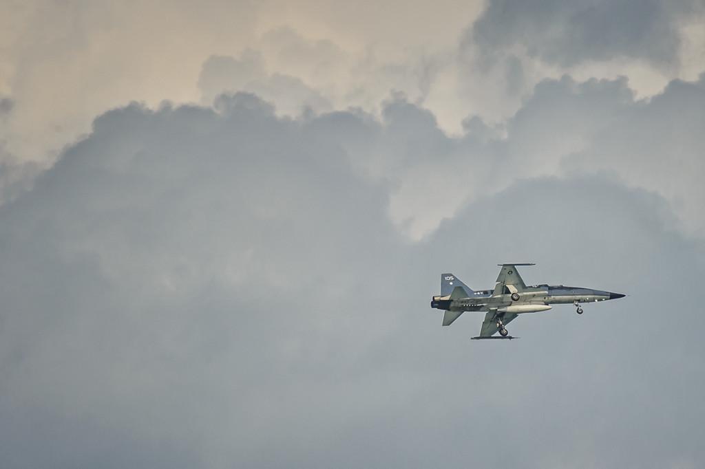 """Bogey"" or ""Good-Guy""? Northrop F-5 Freedom Fighter"